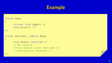 Module 1-1.6: Other Features In C++